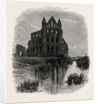 Whitby Abbey by Anonymous