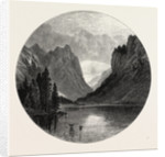 Entrance to the Hollensteinthal, Tyrol, Austria by Anonymous