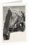 Gibraltar and Ronda, North Front by Anonymous