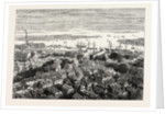 View of Boston from Bunker's Hill by Anonymous