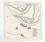 Plan of Attack on Sullivan's Island, from Faden's Atlas by Anonymous