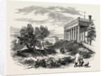 View of Washington's House, Mount Vernon by Anonymous