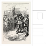 Commissioners Landing at Boston by Anonymous