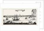 Old View of New York by Anonymous