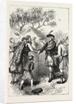 Visit of Oglethorpe to the Highland Colony by Anonymous