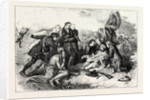 Death of Wolfe by Anonymous