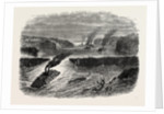 Bailey's Dam on the Red River, American Civil War by Anonymous