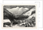 On the Central Pacific Railroad by Anonymous