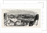 Canamore, Part of the Fort, the Church, and Coorg Hills by Anonymous