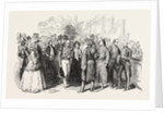 Opening of the Great Exhibition, the Chinese Mandarin, London by Anonymous
