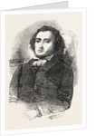M. Jules Janin,1804-1874, French Writer and Critic, France by Anonymous