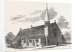 New Church, at Lambourne Woodlands, Berkshire by Anonymous