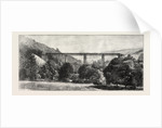The New Devon and Somerset Railway: Tone Valley Viaduct by Anonymous