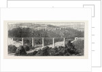 The New Devon and Somerset Railway: Castle Hill Viaduct by Anonymous