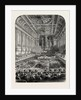 The Birmingham Musical Festival: Interior of the Town Hall by Anonymous