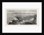 Inauguration of the Holyhead Breakwater and Harbour of Refuge by H.R.H. The Prince of Wales: General View of the Breakwater and Harbour of Refuge, Wales by Anonymous