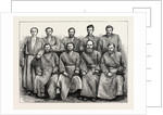 Russian Prisoners Released by the Khan of Khiva by Anonymous