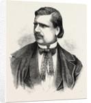 Antonio Giuglini, the Great Tenor Singer by Anonymous