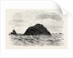 The Black Rock, Off the Coast of Mayo by Anonymous
