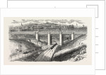 Viaduct Across the Great Northern Railway by Anonymous
