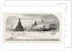 Submarine Railway Between France and England, Projected by Hector Horeau by Anonymous