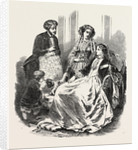 Fashions for December, 1851 by Anonymous