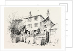 The Landslip at Sandgate: Spring House, UK by Anonymous