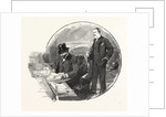 A Division in the House of Commons: The Government Whips: Mr. E. Marjoribanks and Mr. T. Ellis, UK by Anonymous