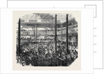 Popular Amusements of Paris: Ball at the Barrier. by Anonymous