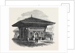 Fountain of the Sultan Valide, at Scutari. by Anonymous