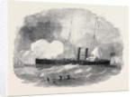 The Recruit Steam Gun Boat by Anonymous