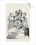 The Doncaster Race Plate, 1855. by Anonymous