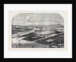 The Universal Exhibition Building at Paris by Anonymous