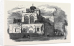 East Front of the Abbey Church, Romsey by Anonymous