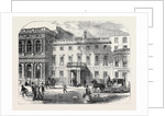 The New Office of the War Department (Buckingham House), Pall Mall by Anonymous