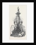 Fountain for the City of Concepcion, South America. by Anonymous