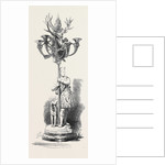 The Paris Universal Exhibition: Candelabrum, Presented to Queen Victoria by the Empress of the French. by Anonymous