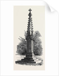 Monument in Fillingham Churchyard, Lincolnshire, to Major Dalton, Who Fell at Inkerman by Anonymous