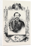 His Majesty Victor Emmanuel, King of Sardinia by Anonymous