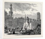 The Square in 1874, the Inauguration of Leicester Square by Anonymous