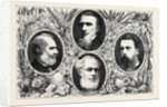 The Vegetarian System, Some Leading Members of the Vegetarian Society by Anonymous