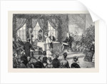 Prize Distribution at the National Orphan Home, Ham Common, Surrey, July 25, 1874 by Anonymous