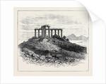 Temple of Minerva, Cape Colonna, Scene of Falconer's Shipwreck, Greece by Anonymous