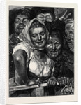 The Spectators from the Picture by Charles Gassow in the International Exhibition by Anonymous