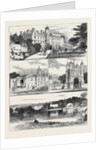 Eastwell Park, Country Seat of the Duke and Duchess of Edinburgh by Anonymous