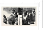 Interior of a Grinding Wheel by Anonymous