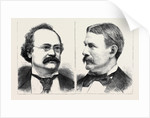 Composers of Opera Bouffe: M. Charles Lecocq, M.F.R. Hervé by Anonymous