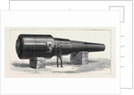 British Artillery: The New Woolwich Infant, 81 Tons by Anonymous