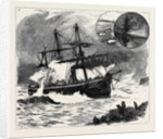 The Wreck of H.M.S. Phoenix Off Prince Edward's Island, September 12, 1882 by Anonymous