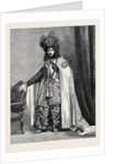 The Nawab of Bhawalpur, Who Recently Offered to Send a Detachment of Troops for Service in Egypt with the British Army by Anonymous